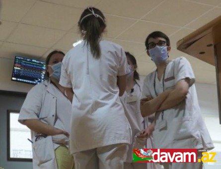 Fransada 70 minə yaxın insan COVID-19 virusuna yoluxub