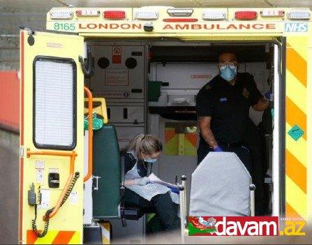 Bu günədək Böyük Britaniyada koronavirusdan 6000 nəfər ölüb