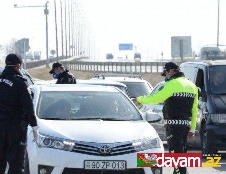 DYP: Karantin rejimini pozduğuna görə 1359 nəfər məsuliyyətə cəlb edilib