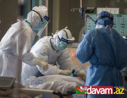 Moldovada koronavirusdan ölənlərin sayı 28 nəfərə çatıb