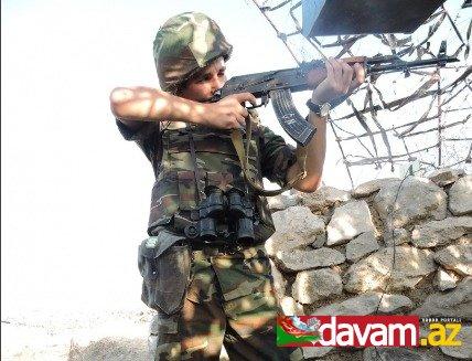 Ermənistan silahlı qüvvələrinin bölmələri sutka ərzində atəşkəs rejimini 22 dəfə pozub