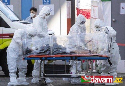 Dünyada son 24 saatda 110 mindən çox insan koronavirusa yoluxub
