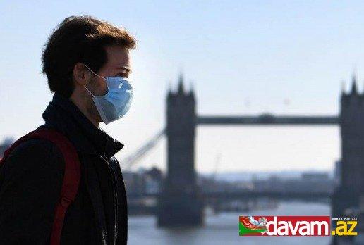 Böyük Britaniyada koronavirusdan ölənlərin sayı 36 min nəfəri ötüb