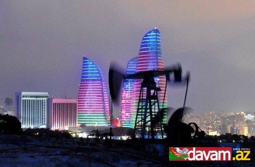 """""""Azeri Light""""ın bir barreli 35,84 dollara satılır"""