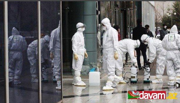 Yaponiyada koronavirusa yoluxanların sayı artır