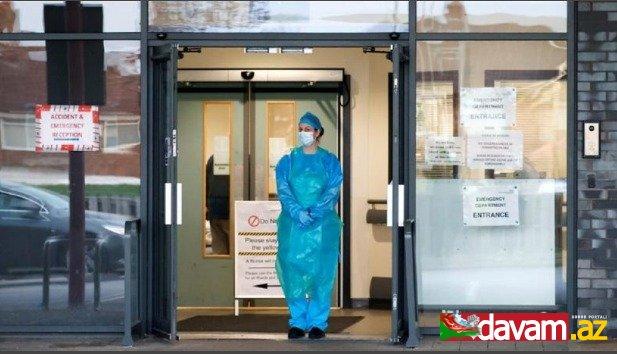 Böyük Britaniyada koronovirusdan həyatını itirənlərin sayı 40 min 261 nəfərə çatıb