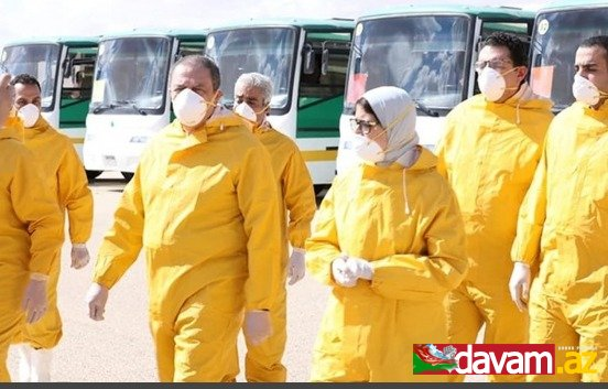 Misirdə COVID-19 virusuna yoluxanların sayı 32 min nəfəri keçib