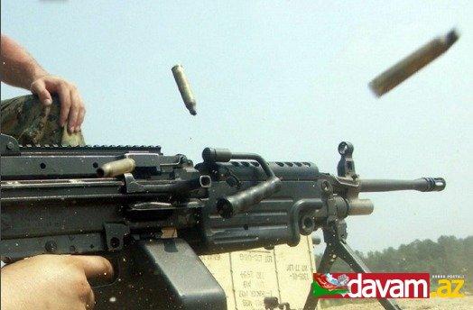 Müdafiə Nazirliyi: Ermənistan silahlı qüvvələri atəşkəs rejimini 23 dəfə pozub