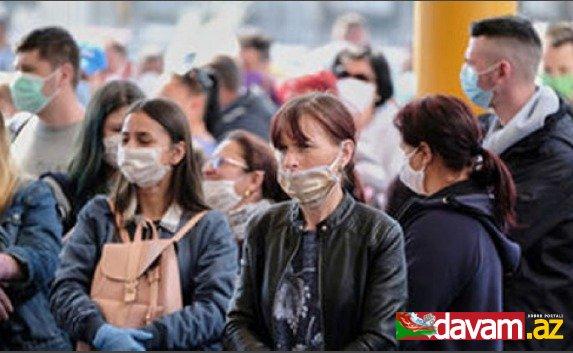 Rumıniyada koronavirusa yoluxanların sayı 29 minə çatır