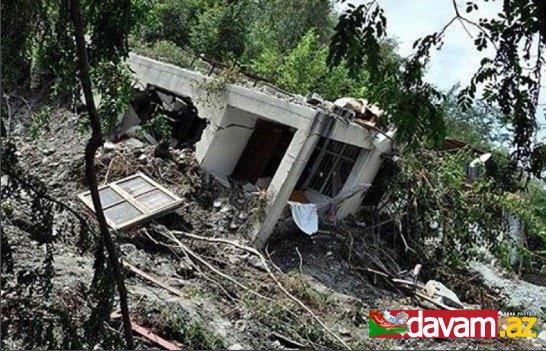 Nepalda torpaq sürüşməsi: 24 nəfər ölüb, 23 nəfər itkin düşüb