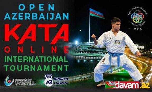 Beynəlxalq virtual kata turnirinin qalibləri müəyyənləşib
