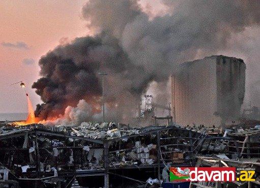 Beyrut partlayışlarında azı 73 nəfər ölüb, 3700-dən çox insan yaralanıb