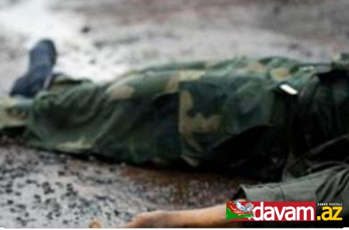 Ermənistanda yol qəzasında bir hərbçi ölüb, 3 hərbçi yaralanıb