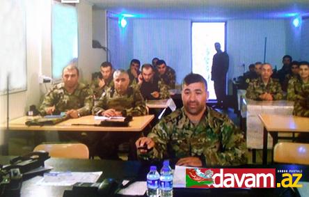 General-mayor Mais Bərxudarov: Düşməni sona qədər məhv etmək uğrunda vuruşacağıq