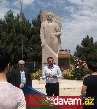 MDHP 28 may - Respublika günü münasibəti ilə tədbirlərinə start verdi.